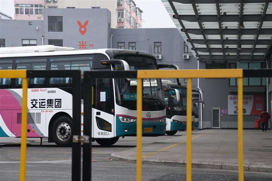 山东:全面暂停省际、市际班车客运